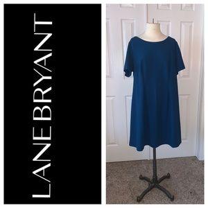Lane Bryant mid length dress 14/16